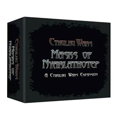Cthulhu Wars: Masks of Nyarlathotep – EN