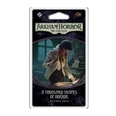 Arkham Horror LCG: The Dream-Eaters 2 – A Thousand Shapes of Horror – EN