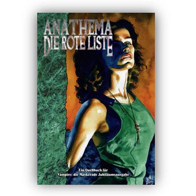 Vampire: Die Maskerade:  Anathema – Die Rote Liste (V20) – DE