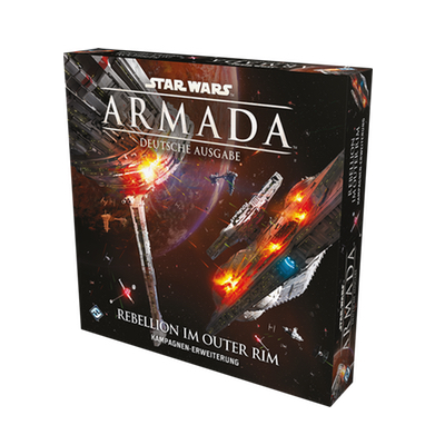 Star Wars Armada: Rebellion im Outer Rim – DE