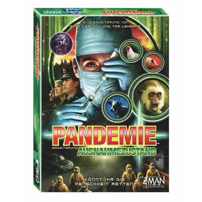 Pandemie: Ausnahmezustand – DE