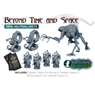 Cthulhu Wars: Beyond Space & Time – EN