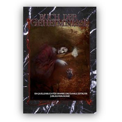 Vampire: Das Dunkle Zeitalter: Buch der Geheimnisse – DE