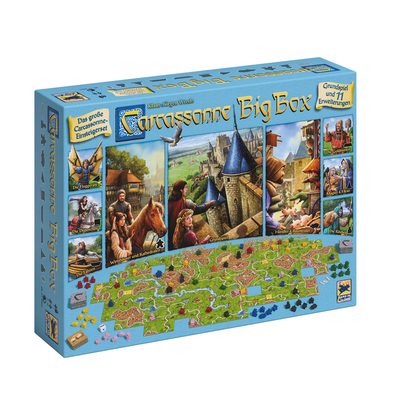 Carcassonne: Big Box – DE