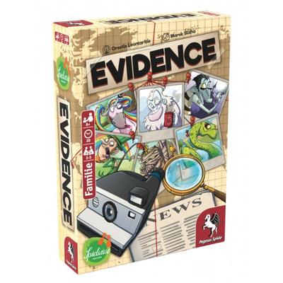 Evidence – DE