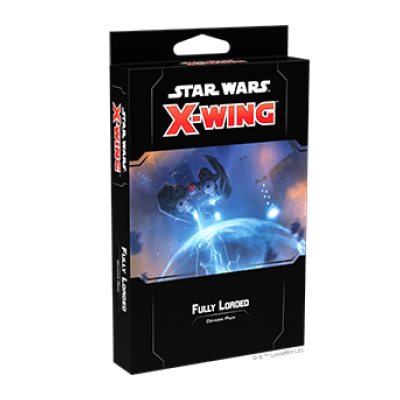 Star Wars X-Wing 2.Edition: Fully Loaded Devices Expansion Pack – EN