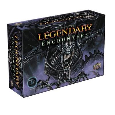 Legendary Encounters: Alien Expansion – EN