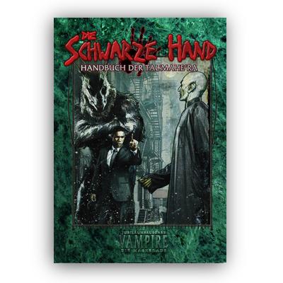 Vampire: Die Maskerade: Die Schwarze Hand (V20) – DE