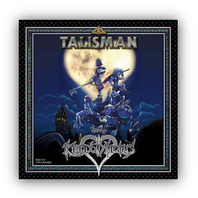 Talisman: Disney Kingdom Hearts Talisman – EN