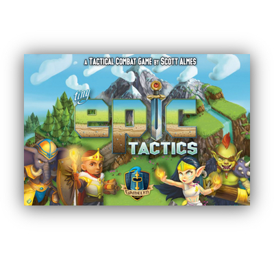 Tiny Epic Tactics – EN