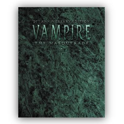 Vampire: Die Maskerade Jubiläumsausgabe (V20) – DE