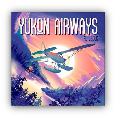 Yukon Airways – DE