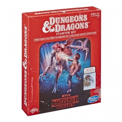 D&D: Stranger Things Roleplaying Game – Starter Set – EN