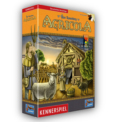 Agricola: Kennerspiel – DE