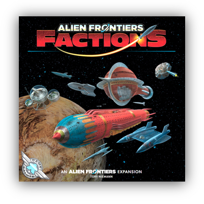 Alien Frontiers: Factions – EN