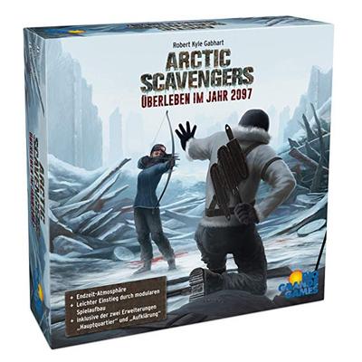 Arctic Scavengers: Überleben im Jahr 2097 – DE
