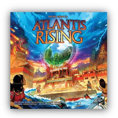 "Atlantis Rising ""2nd Edition"" – EN"