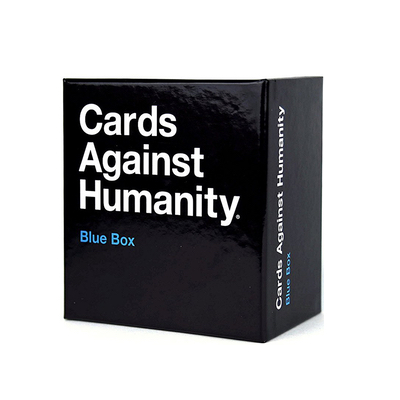 Cards Against Humanity: Blue Box – EN
