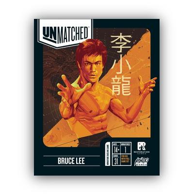 Unmatched: Bruce Lee – EN