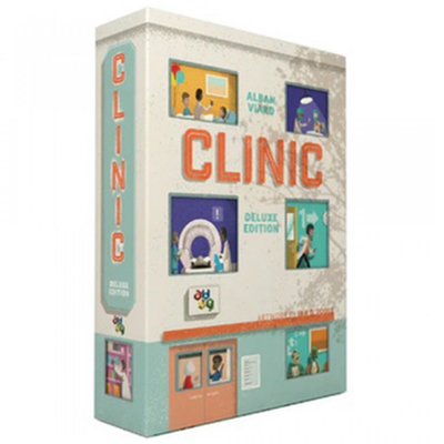 Clinic: Deluxe Edition – EN