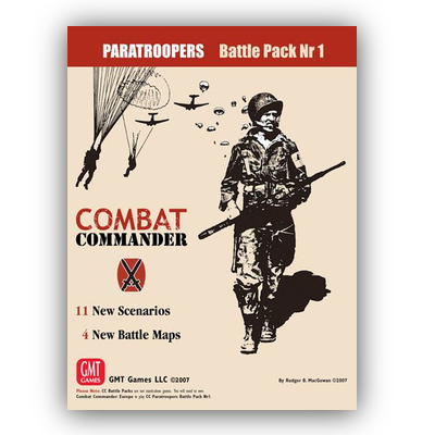 Combat Commander: Battle Pack #1 – Paratroopers – EN