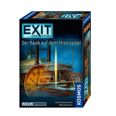 Exit das Spiel: Der Raub auf dem Mississippi – DE