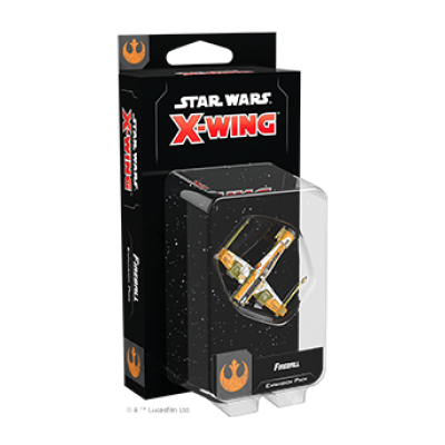 Star Wars X-Wing 2.Edition: Fireball – EN