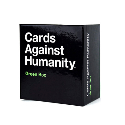 Cards Against Humanity: Green Box – EN