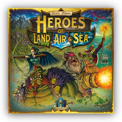 Heroes of Land, Air & Sea – EN
