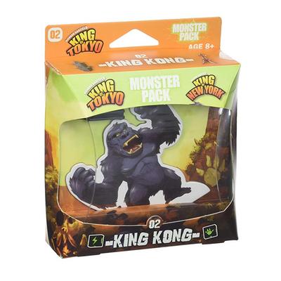 King of Tokyo: Monster Pack King Kong – DE
