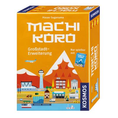 Machi Koro: Großstadt-Erweiterung – DE