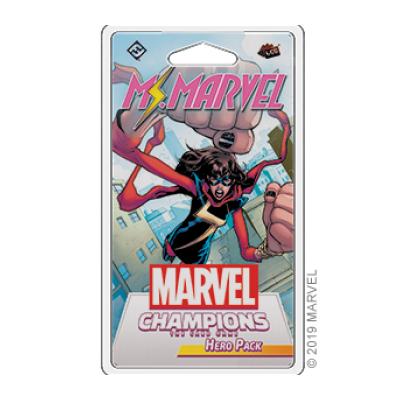 Marvel Champions: Ms. Marvel – DE (Release Frühjahr 2021)