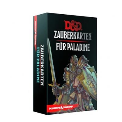 D&D: Zauberkarten für Paladine – DE