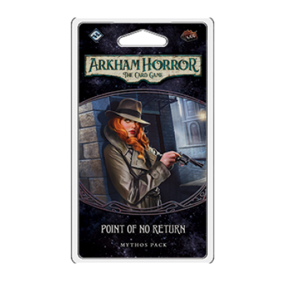 Arkham Horror LCG: The Dream-Eaters 4 – Point of no Return – EN