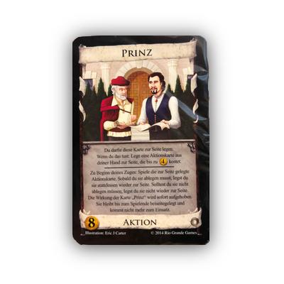 "Dominion: Promokartenset ""PRINZ"" – DE"