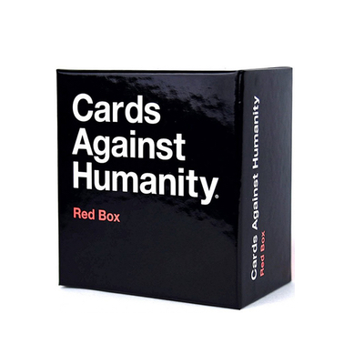 Cards Against Humanity: Red Box – EN