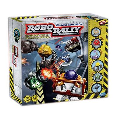 Robo Rally – DE