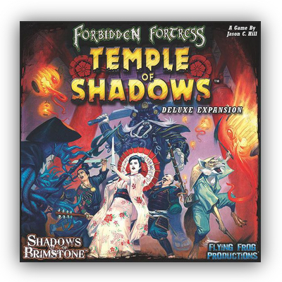 Shadows of Brimstone: Forbidden Fortress – Temple of Shadows – EN