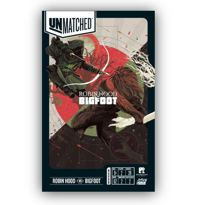 Unmatched: Robin Hood vs Bigfoot – EN