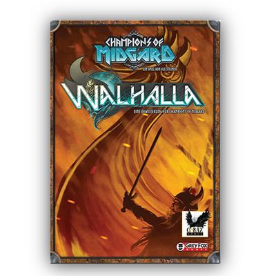 Champions of Midgard: Walhalla – DE (nur stationär)