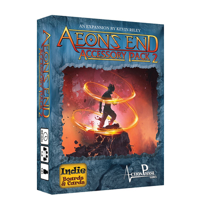 Aeons End: Accessory Pack 2 – EN