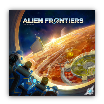 "Alien Frontiers ""5th Edition"" – EN"