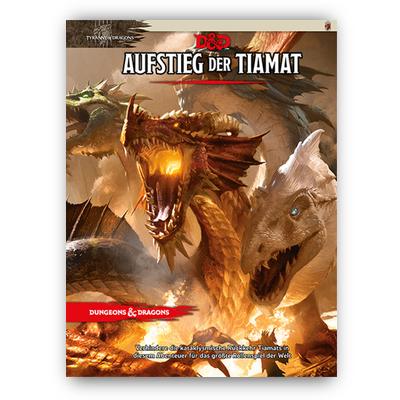 D&D: Aufstieg der Tiamat (HC) – DE