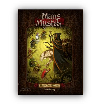 Maus und Mystik: Herz des Glürm – DE