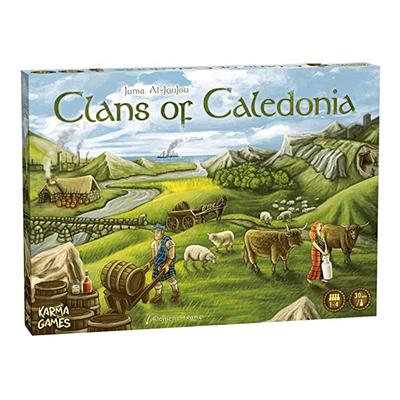 Clans of Caledonia – DE/EN