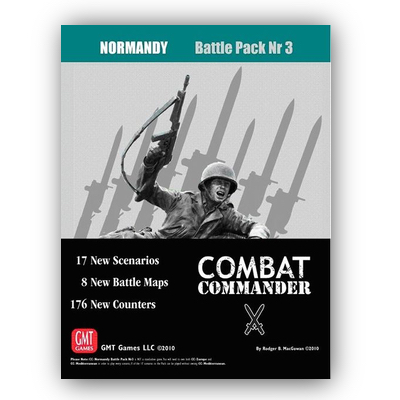 Combat Commander: Battle Pack #3 Normandy – EN