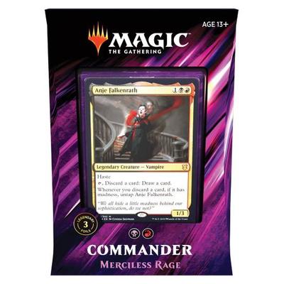 MTG: Commander 2019: Gnadenloser Zorn – DE