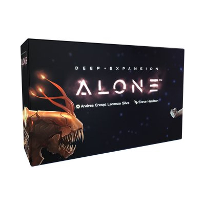 Alone: Deep Expansion – DE/EN