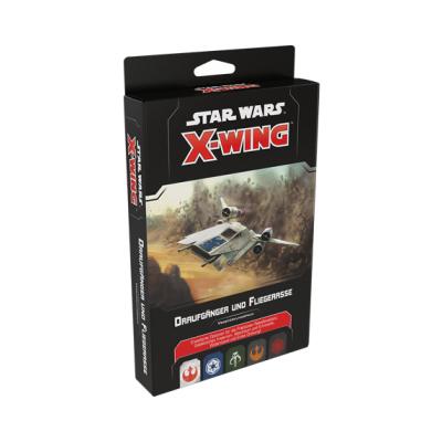 Star Wars X-Wing 2.Edition: Draufgänger und Fliegerasse – DE