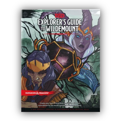 D&D: Explorer's Guide to Wildemount (HC) – EN